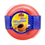 Mini Muffins Black & White 250g