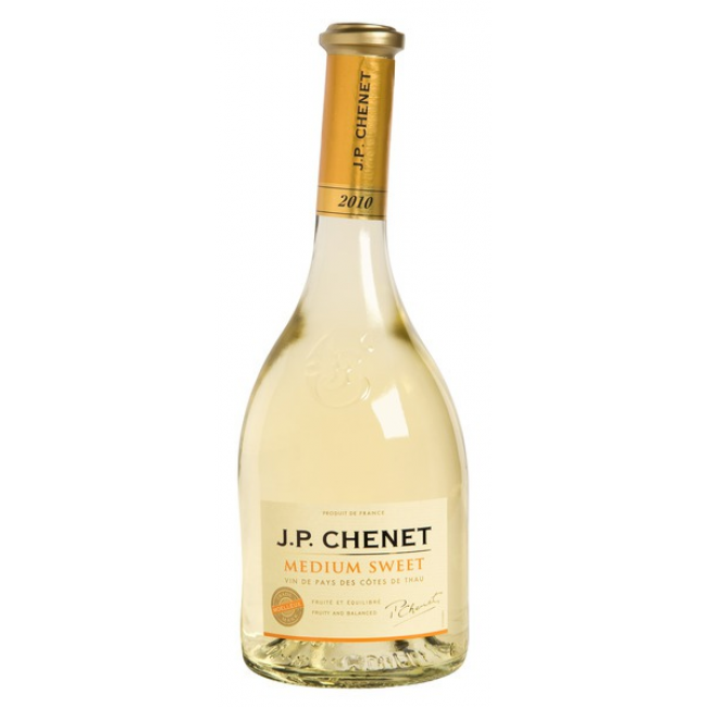 JP.Chenet Medium Sweet White 750ml