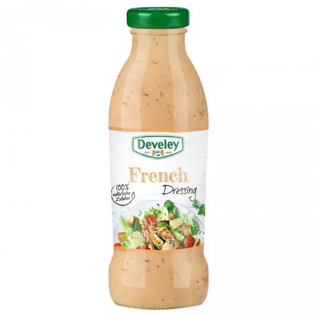 Develey French dressing 230ml