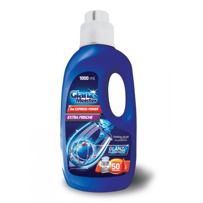 Glanz Meister gel do myčky 1000ml
