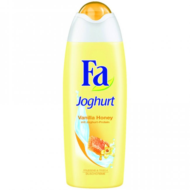 Fa Yoghurt Vanilla Honey sprchový gel 250 ml