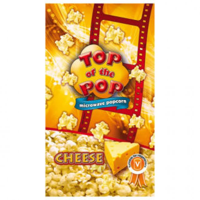 Popcorn Top Pop sýrový 100g