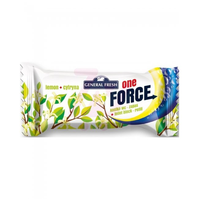 WC náplň one force citrón 40g
