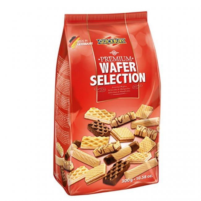 Quickbury Wafer selection 300g