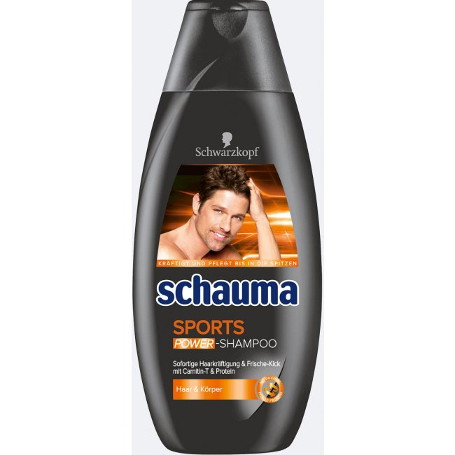 Schauma 400ml sports power